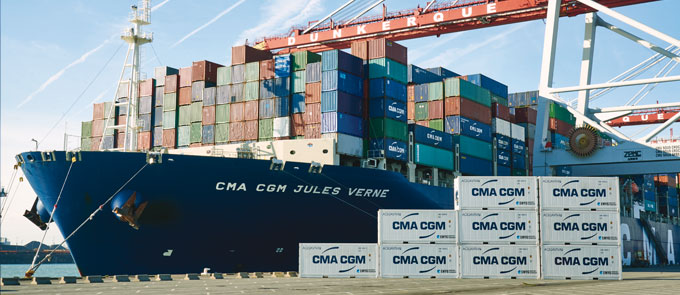 VIDEO: CMA CGM develops AQUAVIVA, a new generation of containers to transport live lobsters