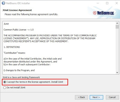 panduan cara instal netbeans dan tutorial instal netbeans dan java di laptop