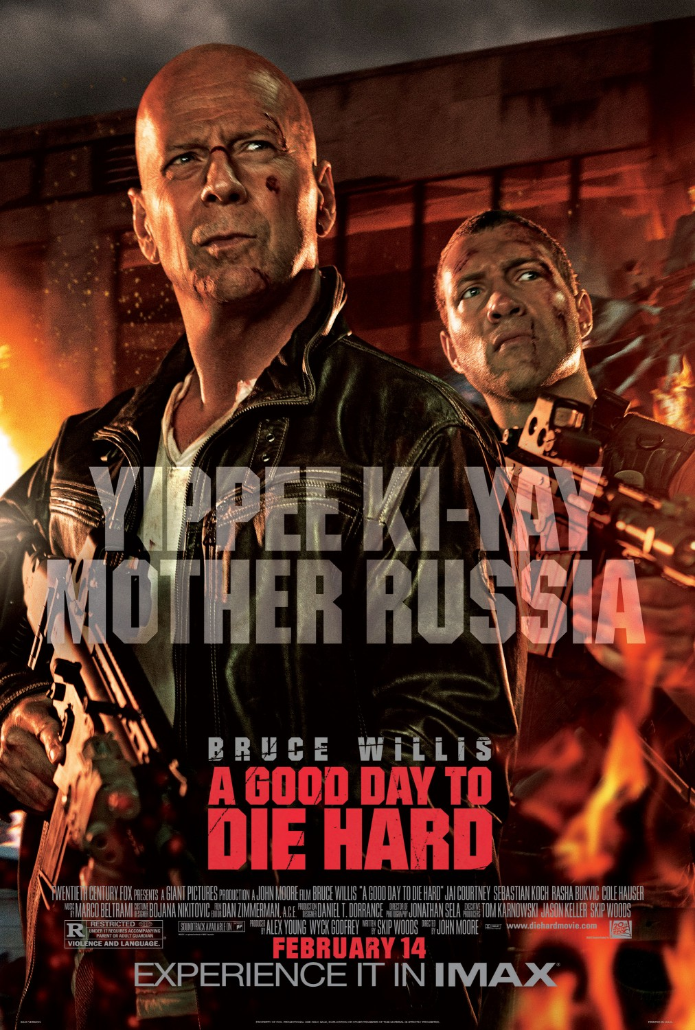 Nonton Film A Good Day to Die Hard (2013)