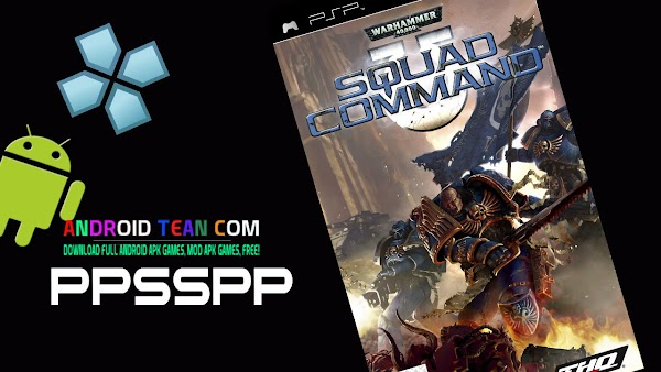 Warhammer 40,000 - Squad Command ISO | PPSSPP Android