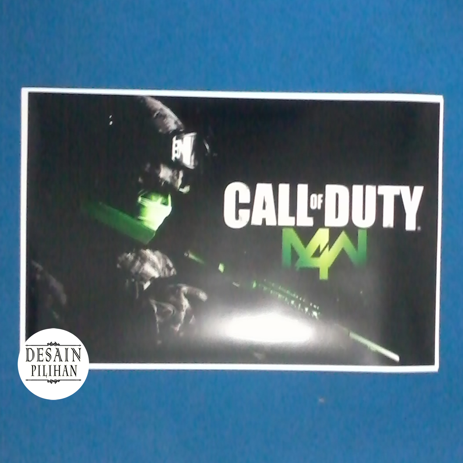 POSTER CALL DUTY