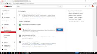 Cara Mengaitkan 1 Akun Adsense, dengan Banyak Akun Youtube