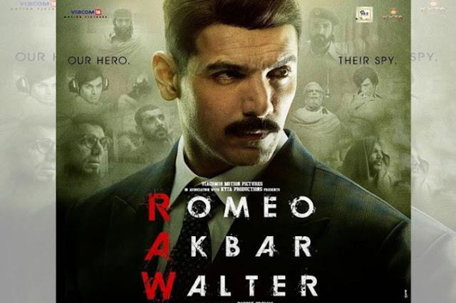 Romeo Akbar Walter Movie (2019) | Reviews, Cast &