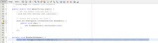 mysql, tutorial netbeans, koneksi database dengan netbeans, crud