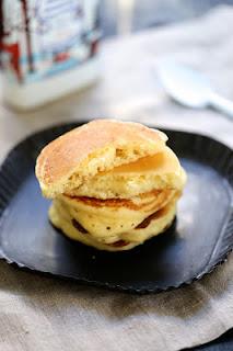 pancakes , chandeleur , moelleux , petit dejeuner