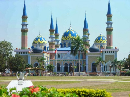 Pesona Keindahan Wisata Masjid Agung Tuban Di Tuban Ihategreenjello