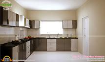 Kitchen And Master Bedroom Design - Kerala Home