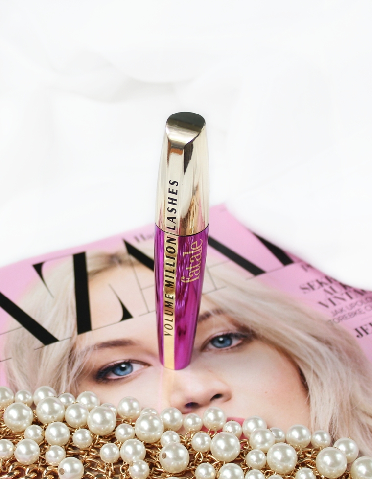 L`Oreal Paris, Volume Million Lashes Fatale, Tusz do rzęs