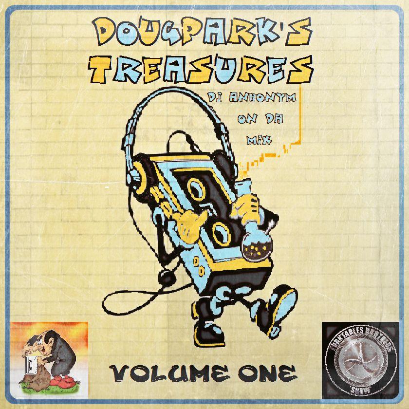 HipHop-TheGoldenEra: Mix : Dougpark Treasures Vol  1 Mixed