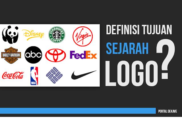 Definisi Sejarah dan Tujuan Logo