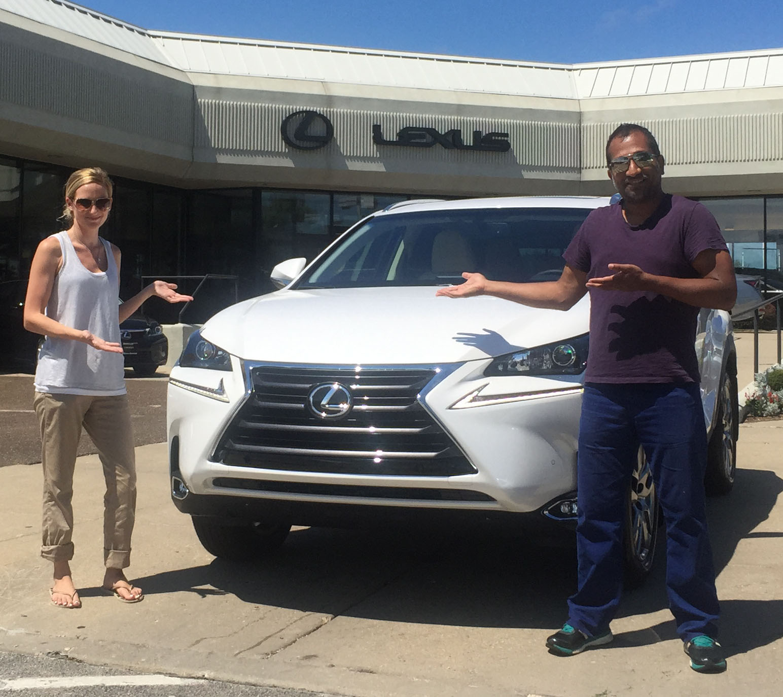 How I Used GMass To Buy A Brand New Lexus Under Invoice Cost - Invoice price lexus nx