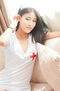 Perawat Cantik Selfie Telanjang