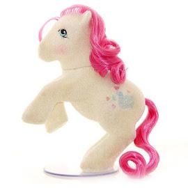 MLP Truly Year Four So Soft Ponies G1 Pony