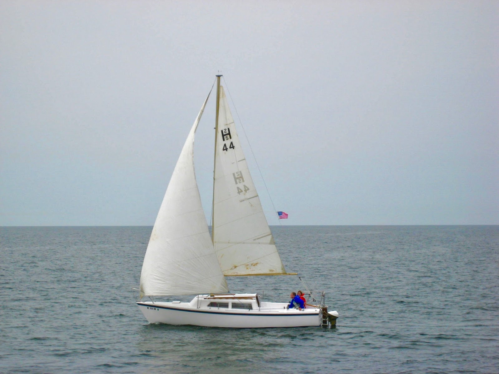 sail far live free relent to water wanderlust helms 25 boat review