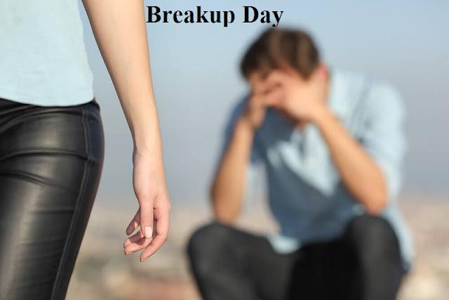 Anti-Valentine Breakup Day Images