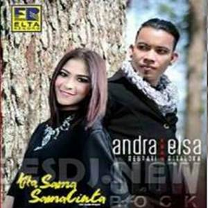 Download MP3 Andra Respati & Elsa Pitaloka - Kita Sama Sama Cinta (Full Album)