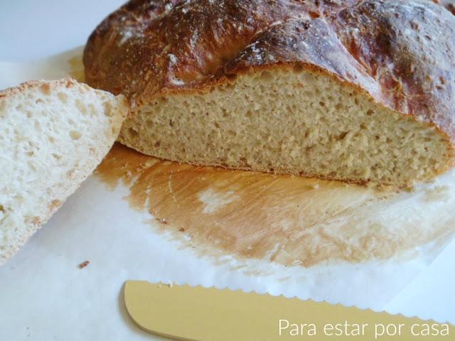 pan básico para el día a día