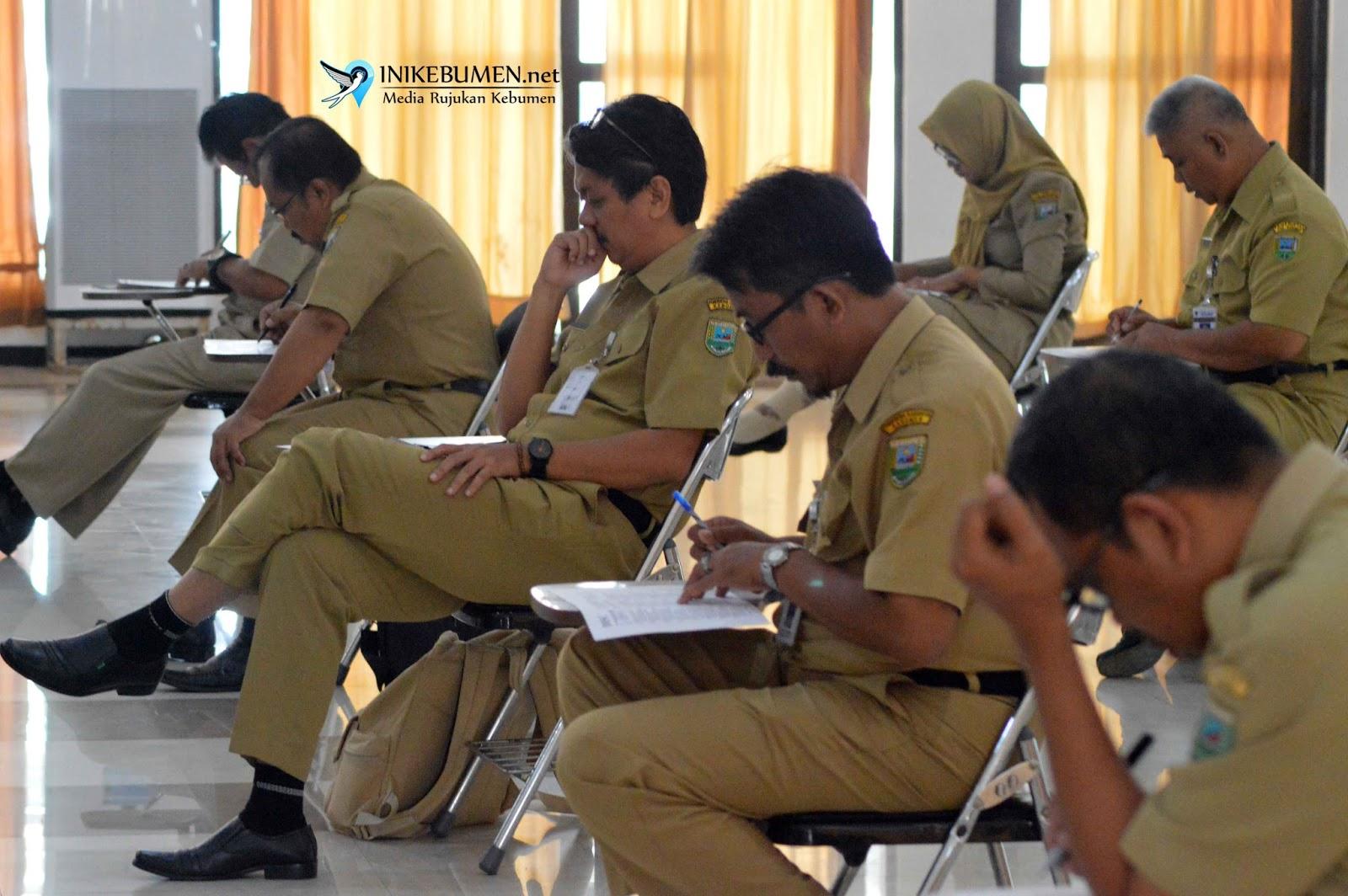 Lima Pejabat Eselon II Bakal Dilantik Minggu Depan