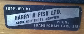 Harry R FIsk Ltd - Triumph car dealer