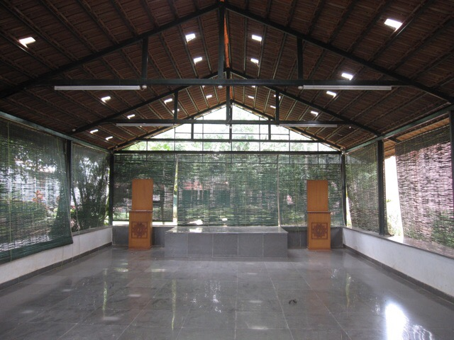 Atma Darshan Yoga Ashram Third Yoga Hall