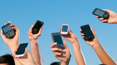 BlackBerry sebagai masalah pilihan Dual SIM Android Smartphone permukaan saling Snapdragon 425