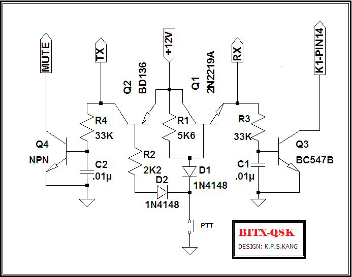 small wonder qrp  bitx mods and thoughts