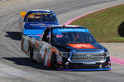 Texas Roadhouse 200 presented by Alpha Energy Solutions a Critical Stop on Road to Championship