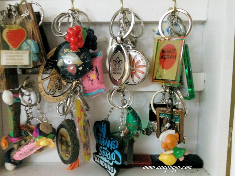 Hobi Koleksi Keychain