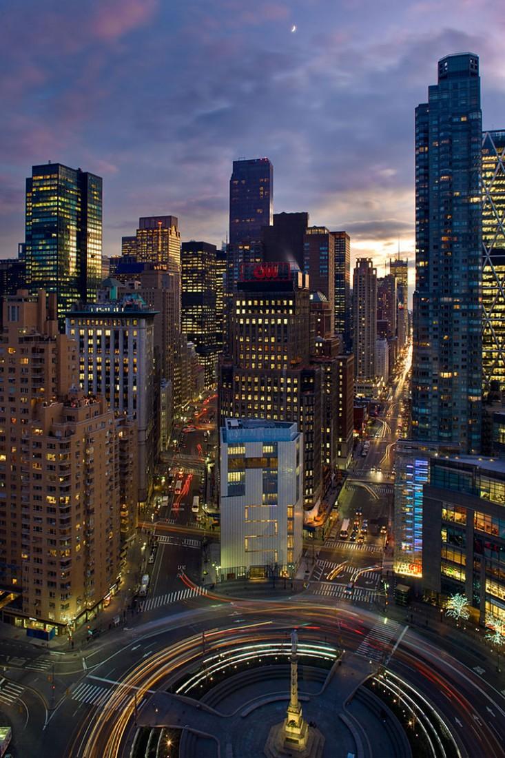 Luxury Life Design: New York City At Night By Evan Joseph