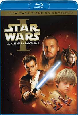 Star Wars: Episode I – The Phantom Menace [1999] [BD25] [Latino]