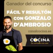 concurso-facil-y-resulton, premio-canal-cocina