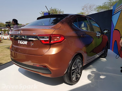 Tata-Tigor-Rear-image Taillight