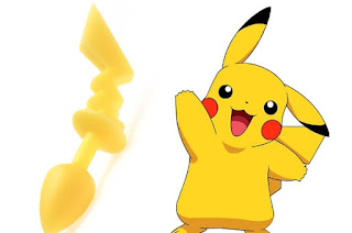 Dildo Pikachu