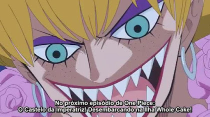 One Piece Episódio 790