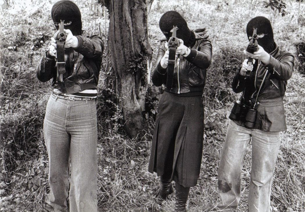 Pictures Of Female Ira Fighters In The 1970s Vintage Everyday