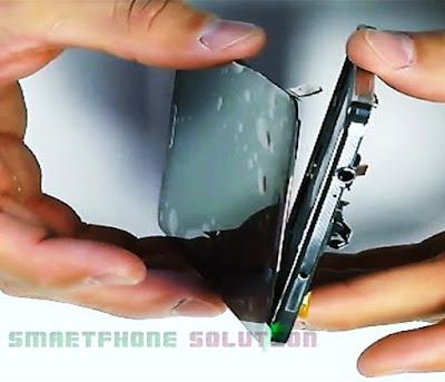 cara memperbaiki touchscreen yang tidak berfungsi sebagian