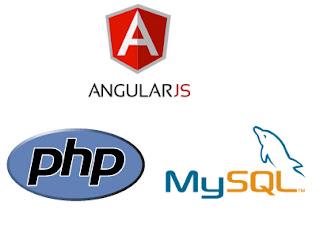 AngularJS PHP MYSQL