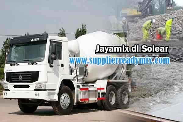 Harga Cor Beton Jayamix Solear Per M3 Murah Terbaru 2021