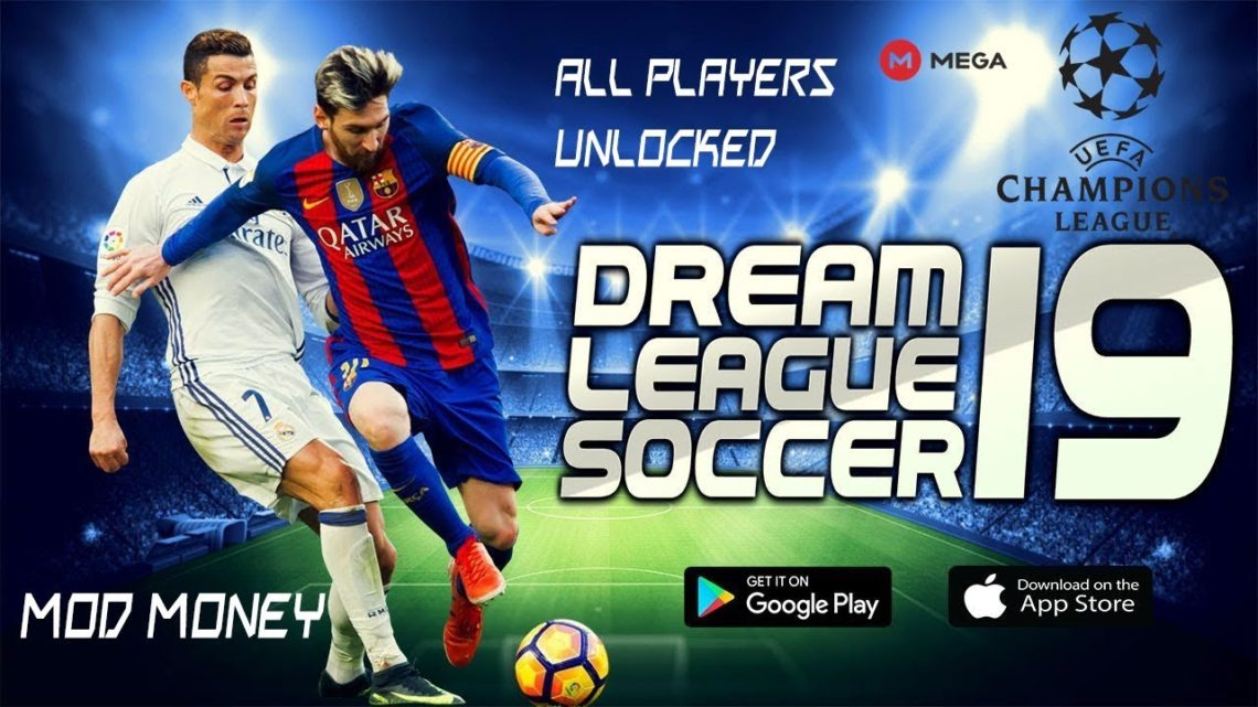 GAMERS DUDE: DREAM LEAGUE 2019 MOD UNLIMITED COINS HACK