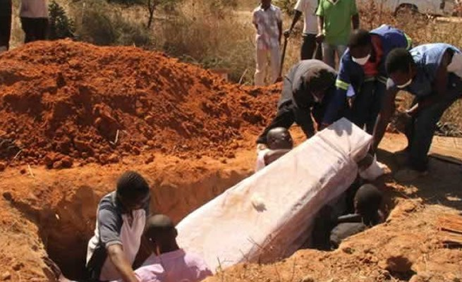 Johannesburg runs out of space, City Council says more people should be buried in 1 grave