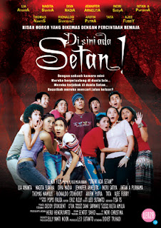 mengajak pacarnya berlibur ke sebuah danau yang konon mempunyai legenda bahwa mereka yang  Download Film Di Sini Ada Setan The Movie (2004) DVDRip Full Movie