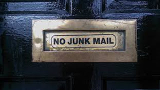 unwanted email