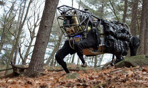 Robot AlphaDog
