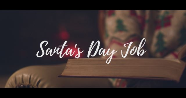"DEEJAY NIC THE BAND: Video για το νέο single ""Santa's Day Job"""