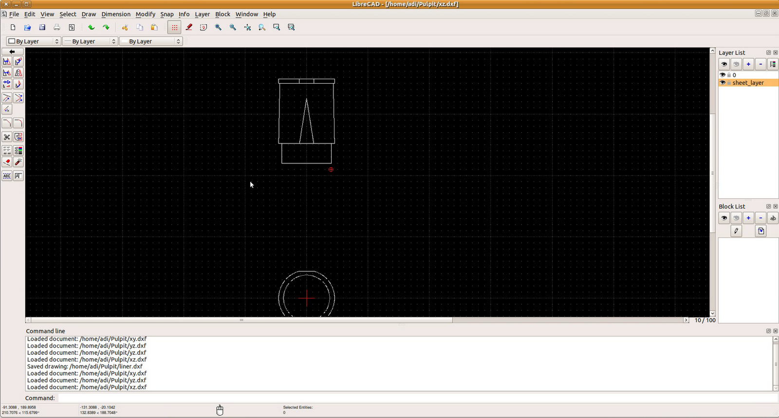 FreeCAD tutorial: 2011
