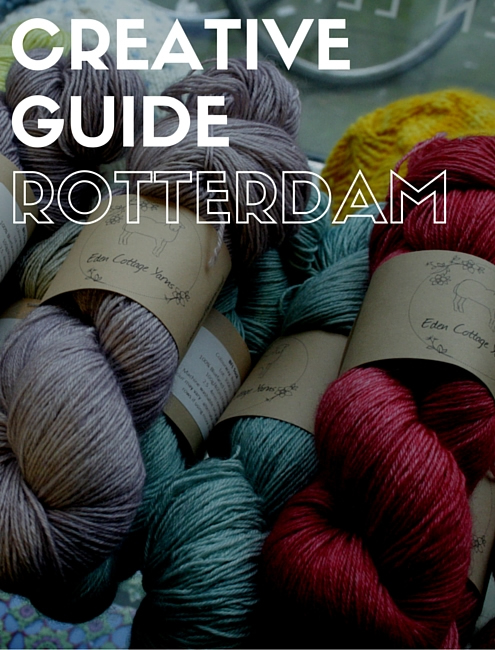 A creative guide to Rotterdam | Happy in Red