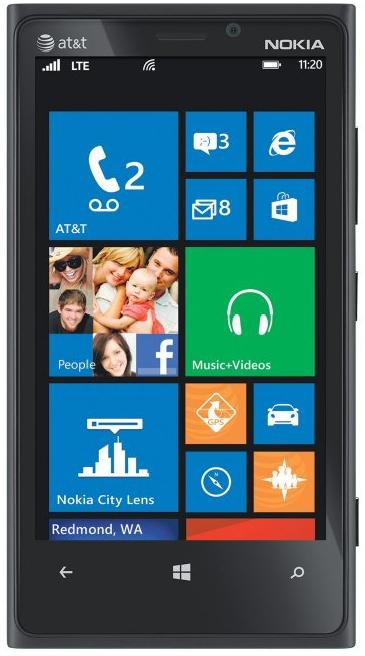 Nokia Lumia 920 - Review