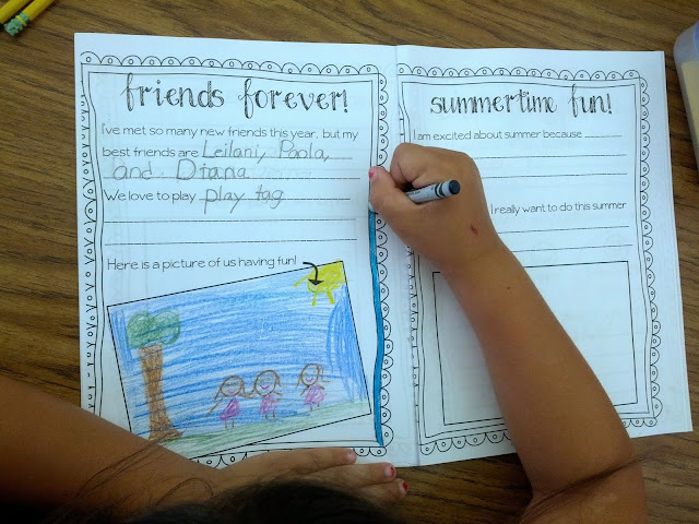 New teaching ideas can take lots of energy at the end of the year. Here are meaningful activities you can do with your class that aren't hard to implement.
