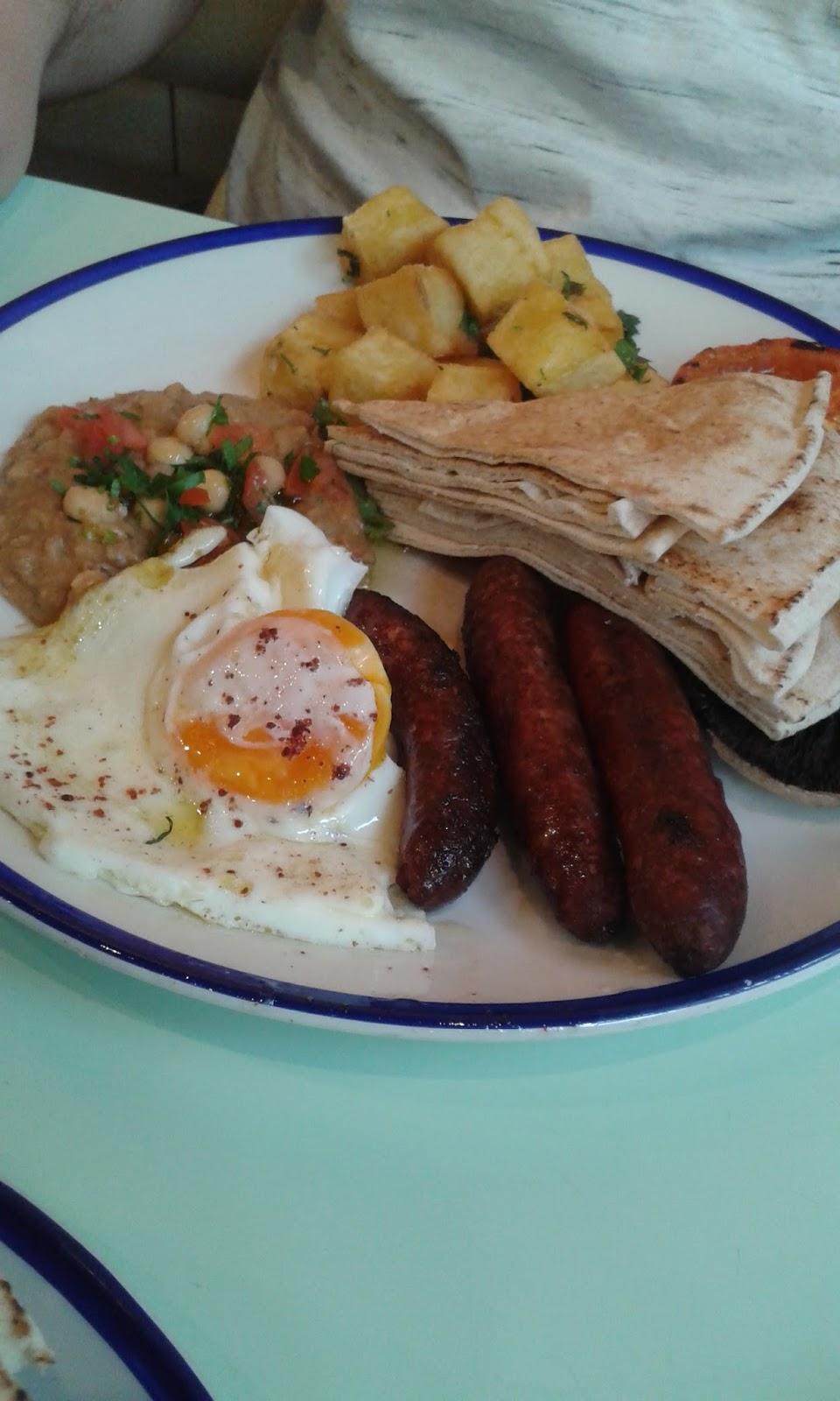 Blooming Fiction, lifestyle blog, Compoir Libanais - Home Of Amazing Lebanese Food