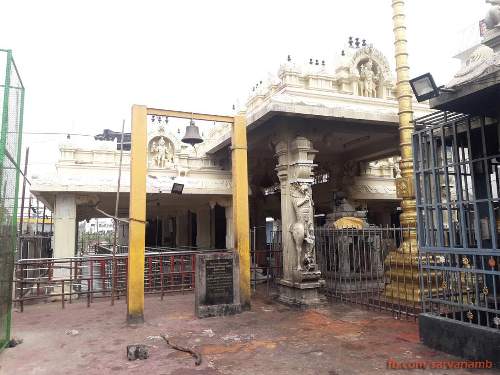 Kalabairavar Temple Dharmapuri